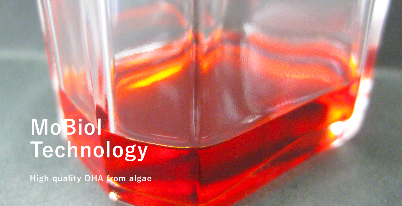 MoBiol Technology High quality DHA from algae